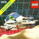 Lego Astronave piccola