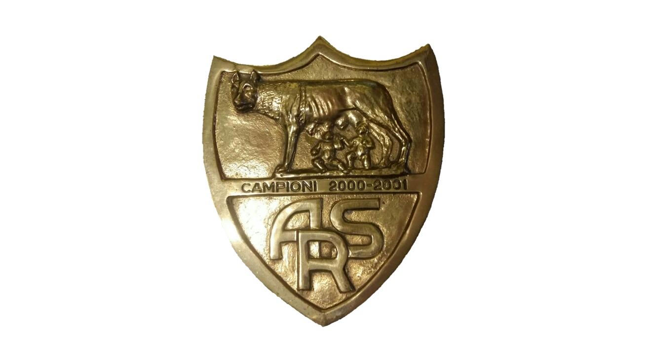 Scudetto AS Roma campioni d'Italia 2000
