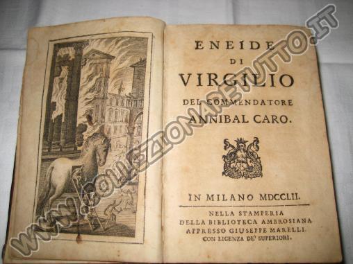Eneide di Virgilio