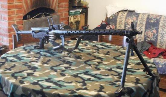 MG 34 MITRAGLIATORE