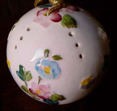 Porta pout pourri di floris london anni 39 70 dettaglio - Porta pout pourri ...