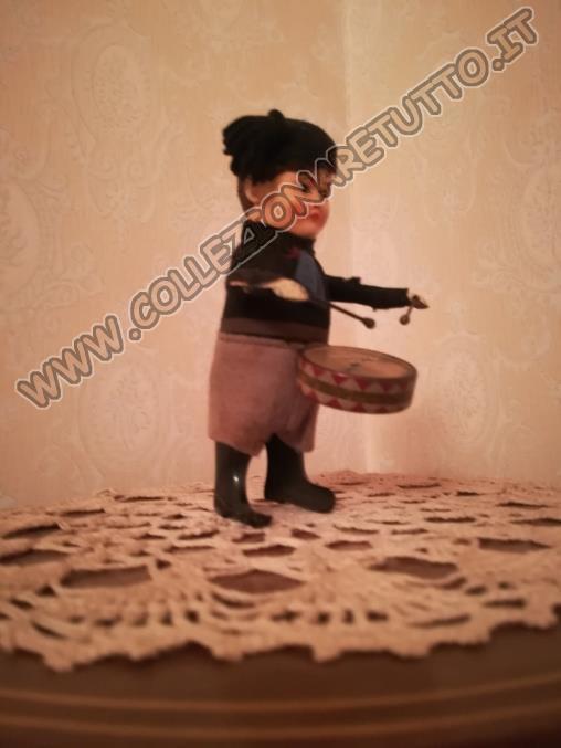 tamburino balilla anni 30 SCHUCO