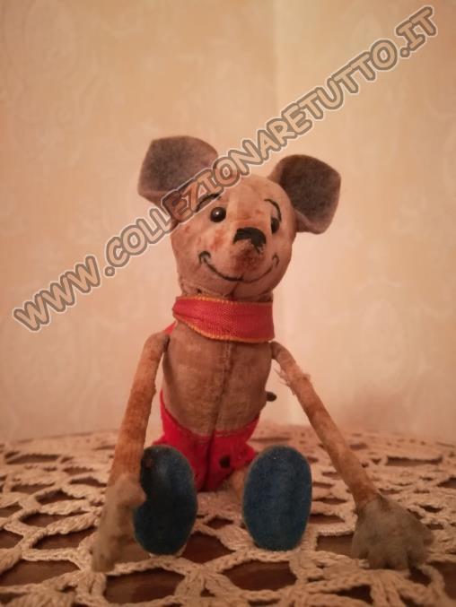 Mickey Mouse acrobata