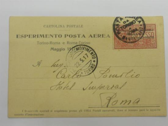 Cartolina Pomilio