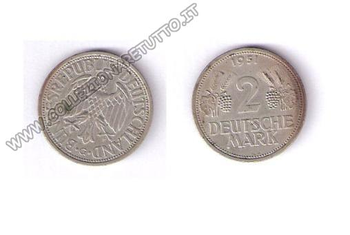 2 Mark 1951 Rara