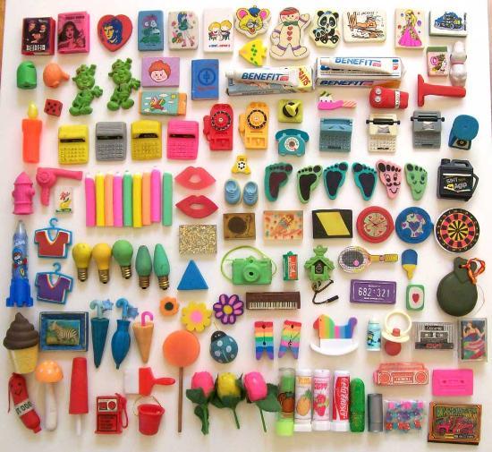 Gommine da collezione dettaglio dell 39 oggetto del for Siti di collezionismo