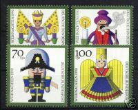 Germania Federale  Perfetti  Nuovi 1316-