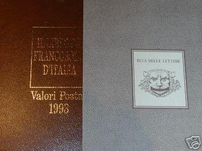 LIBRO FRANCOBOLLI