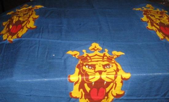 Bandiera originale 3 leoni Dalmazia