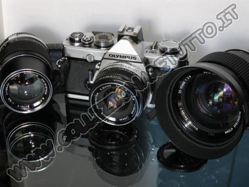 Vista fotocamera frontale + vista alta +