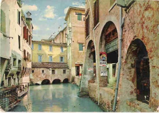 Treviso portico scuro buranelli dettaglio dell 39 oggetto for Mercatino dell usato treviso