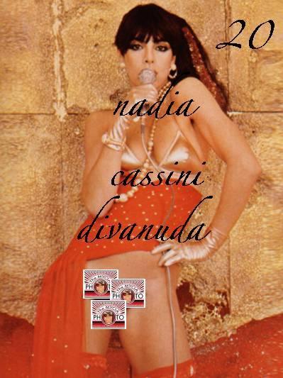 nadia cassini hot - photo #22