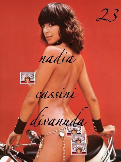 nadia cassini hot - photo #3