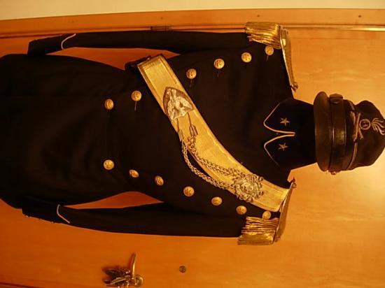 divisa da gala tenente artiglieria anni