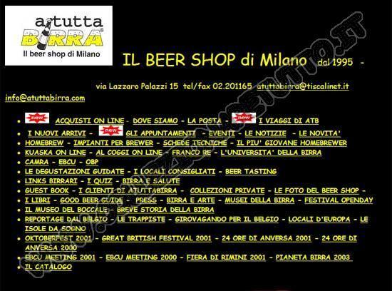 A Tutta Birra - Beer Shop di Milano