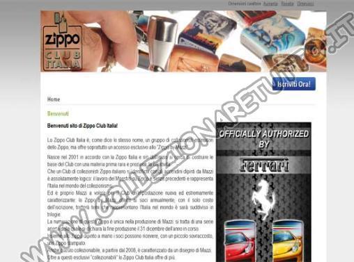 Zippo Club Italia
