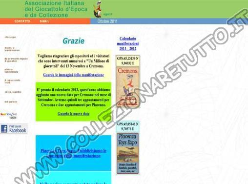 Associazione Italiana del Giocattolo d' Epoca