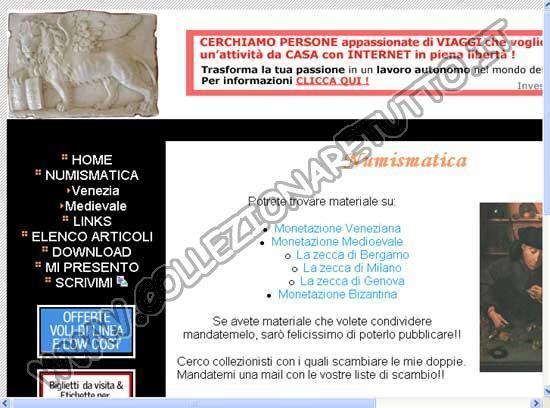 Numismatica di Massimiliano