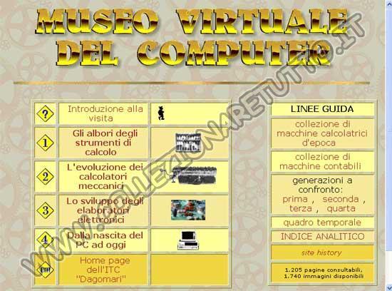 Museo Virtuale Del Computer