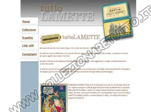 Tutto Lamette