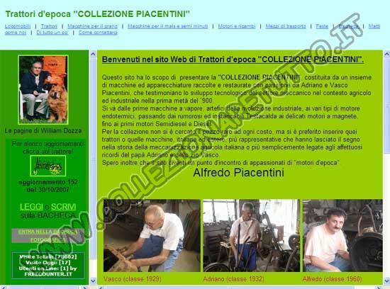 Collezione Piacentini