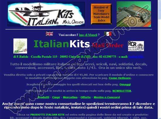 Italian Kits