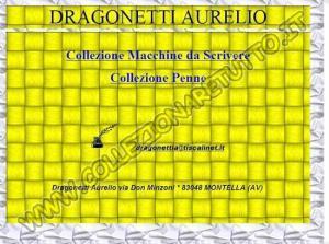 Collezione Macchine da Scrivere Dragonetti