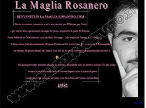 La Maglia Rosanero