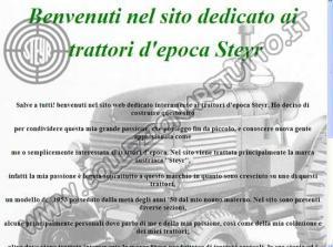 Trattori d'Epoca - Steyr