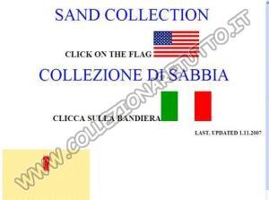 La Collezione di Sabbia di Paolo