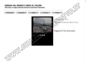 Genova dal Biaco e Nero al Colore