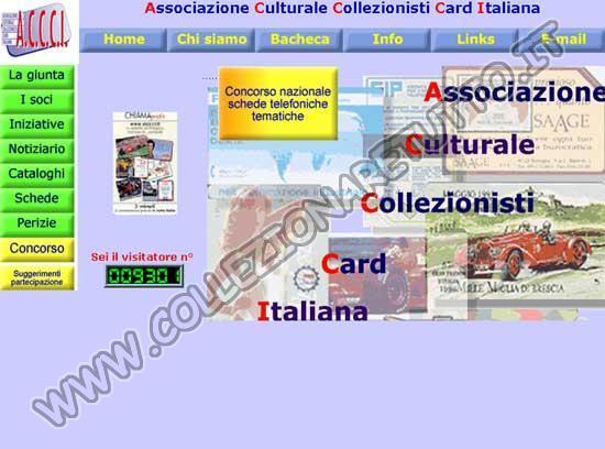 Associazione Culturale Collezionisti Card Italiana
