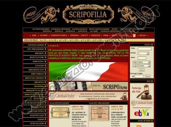 Scripofilia