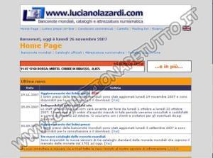 Banconote Mondiali di Luciano Lazardi