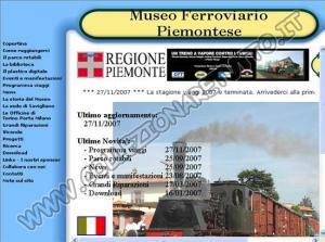 Museo Ferroviario Piemontese