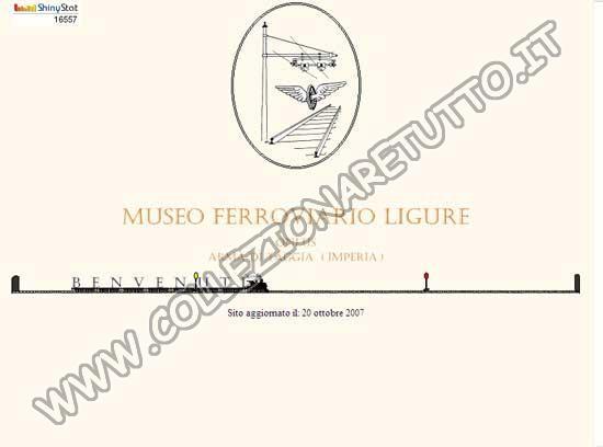 Museo Ferroviario Ligure