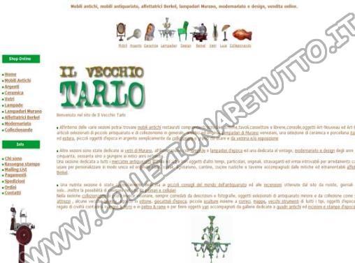 Il vecchio Tarlo