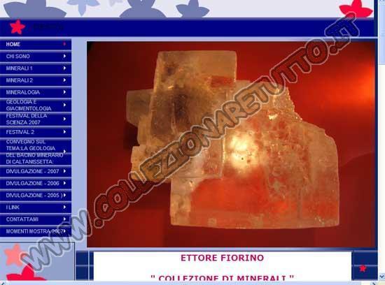 Collezione di Minerali Ettore Fiorino