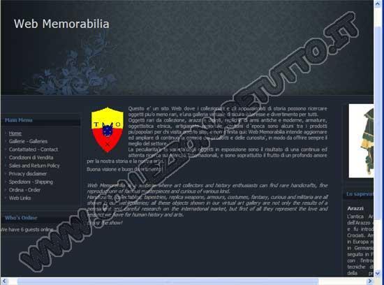 Webmemorabilia