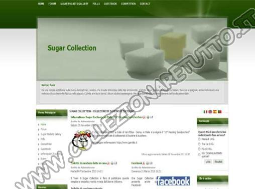 Sugar Collection