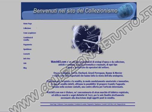 Watch83.com - Orologi d'Epoca e da Collezione