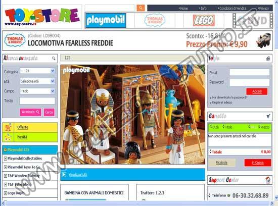 Toy-Store - Giocattoli Lego, Playmobil, Thomas & Friends
