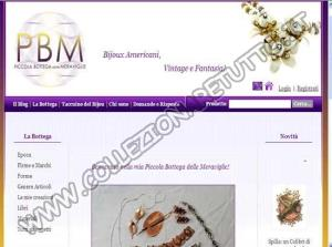PBM - La Piccola Bottega delle Meraviglie