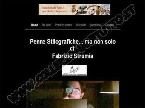 Penne Stilografiche di Fabrizio Strumia