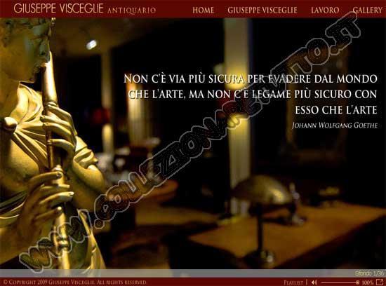 Giuseppe Visceglie Antiquario