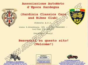 Assocoazione Auto d'Epoca Sardegna