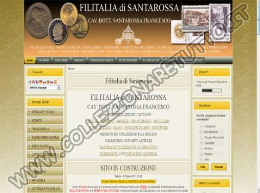 Filitalia di Santarossa Francesco
