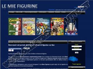 Album Figurine - Gestione On-line